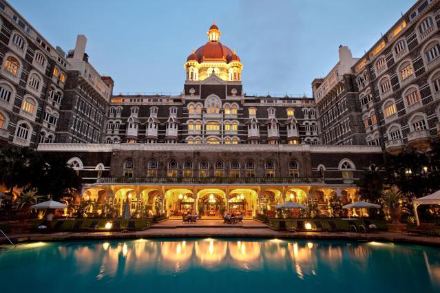 taj hotel goindia
